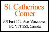 St. Catherines Corner 909 15th V5T 2S2