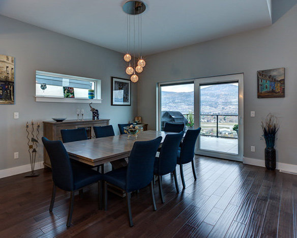 501 Skaha Hills Dr, Penticton, BC V2A 0A9, Canada Dining Area!
