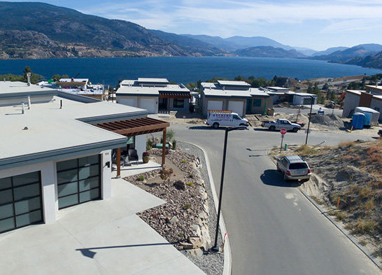 501 Skaha Hills Dr, Penticton, BC V2A 0A9, Canada Neighborhood!