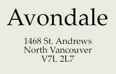 Avondale 1468 ST ANDREWS V7L 0A8