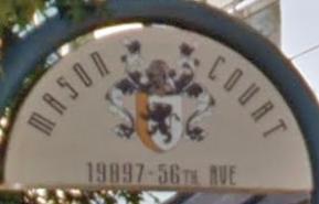 Mason Court 19897 56TH V3A 3Y1