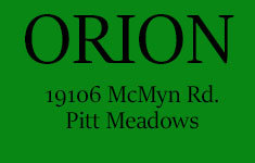 Orion 19106 McMyn V3Y 2J2
