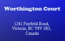 Worthington Court 1241 Fairfield V8V 3B3