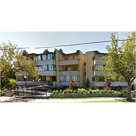 Worthington Court - 1241 Fairfield Road, Victoria, BC!
