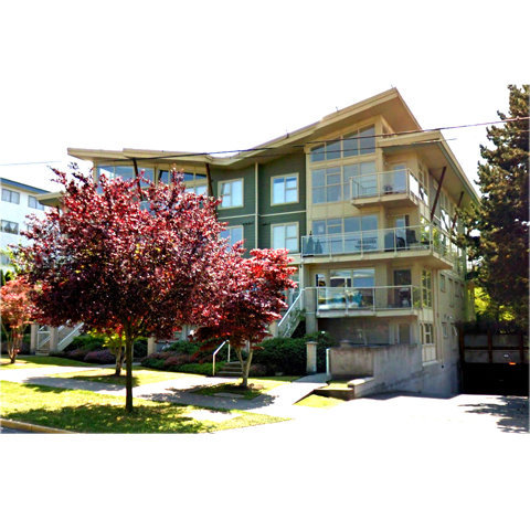 Wilden Lofts - 1155 Yates Street, Victoria, BC!