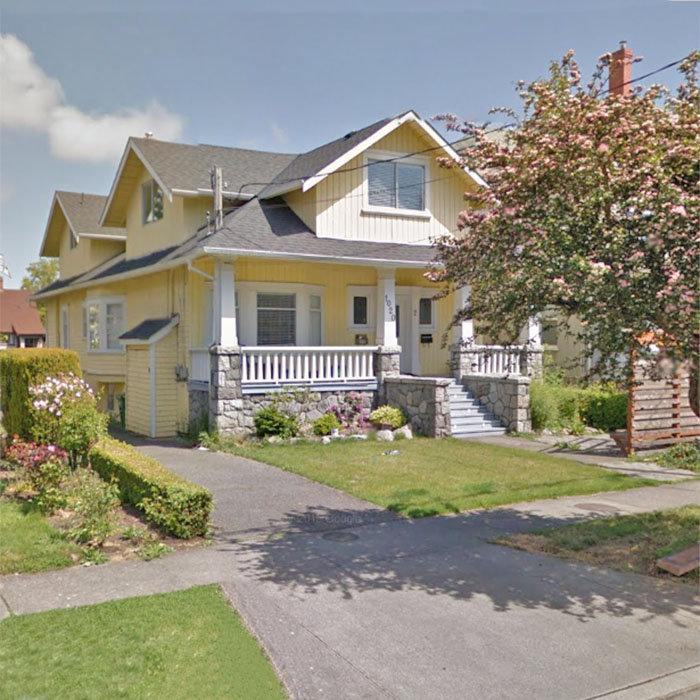 1020 Queens Avenue, Victoria, BC V8T 1C8, Canada Street View!