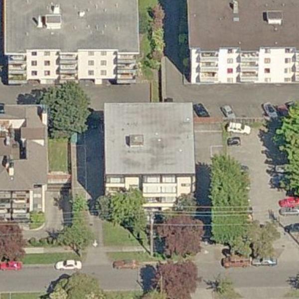 Ascot - 1537 Morrison Street, Victoria, BC - Birds Eye View!