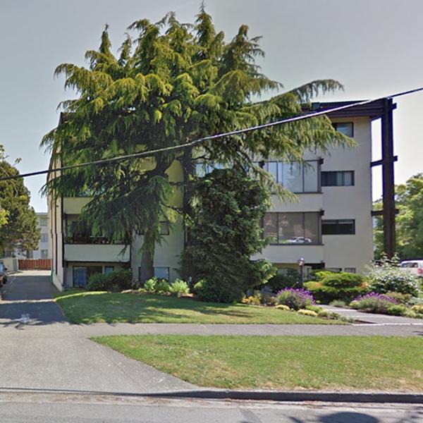 Ascot - 1537 Morrison Street, Victoria, BC - Building Exterior!