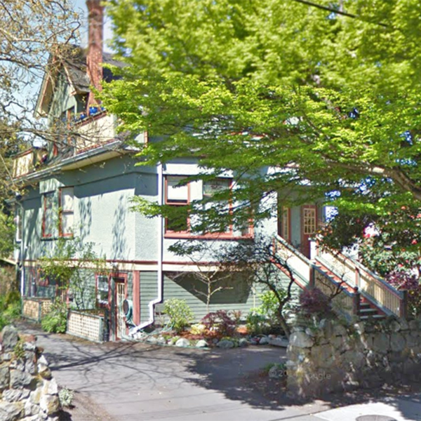 1070 Amphion Street, Victoria, BC!