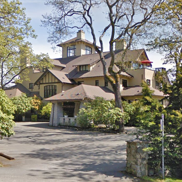 Bowser Manor - 1001 Terrace Avenue, Victoria, BC!
