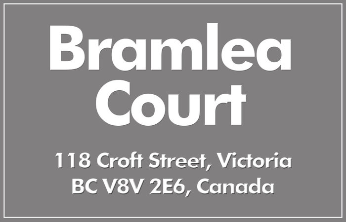 Bramlea Court 118 Croft V8V 2E6