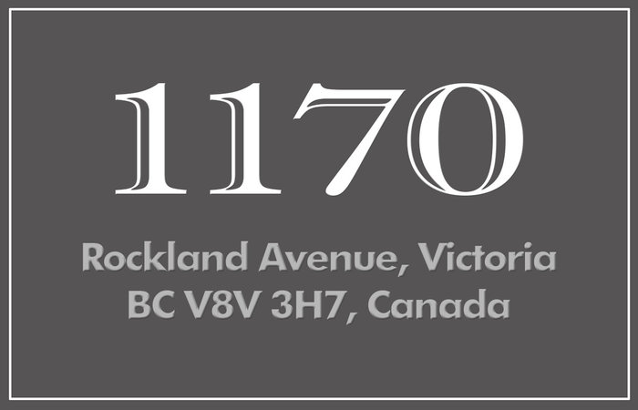 1170 Rockland 1170 Rockland V8V 3H7