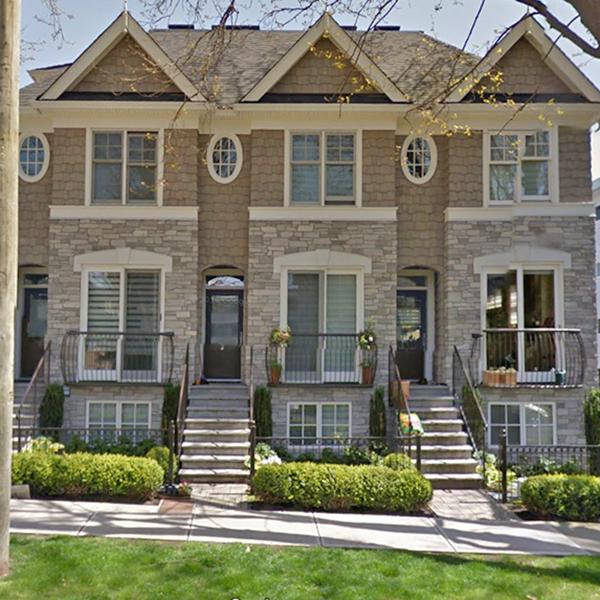 Brownstone - 451 Chester Ave, Victoria, BC!