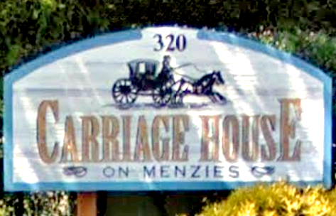Carriage House 320 Menzies V8V 2G9