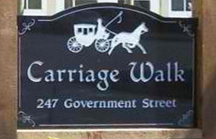 Carriage Walk 247 Government V8V 1L1
