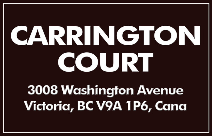 Carrington Court 3008 Washington V9A 1P6