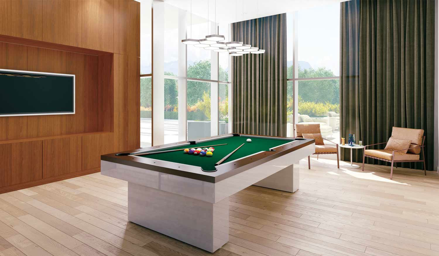 Billiard Room!