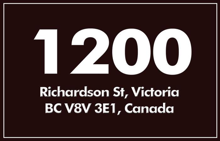 1200 Richardson 1200 Richardson V8V 3E1