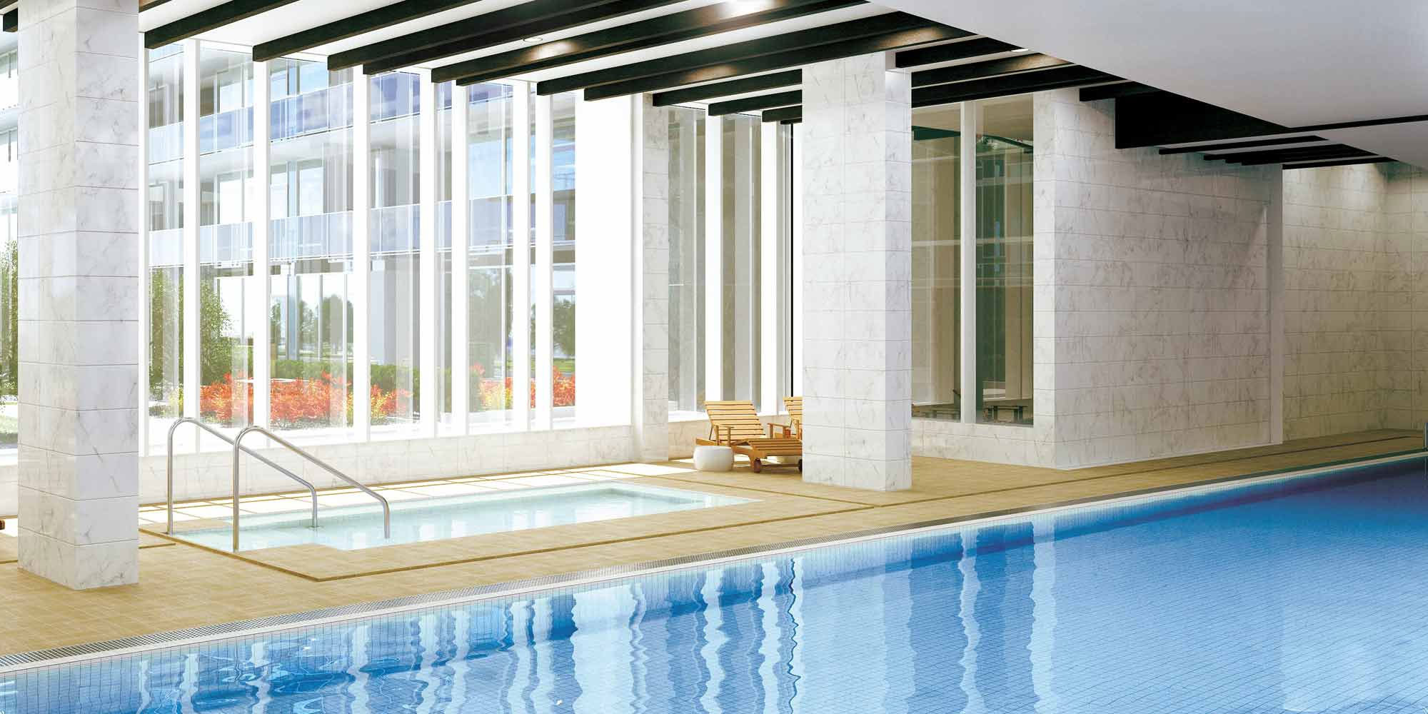 Rendering of Swimming Pool!