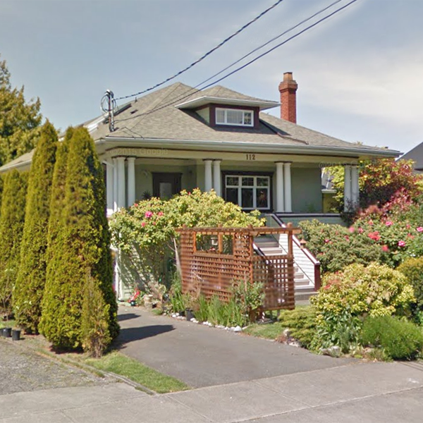 112 Clarence St, Victoria, BC!