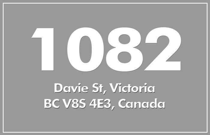 1082 Davie 1082 Davie V8S 4E3