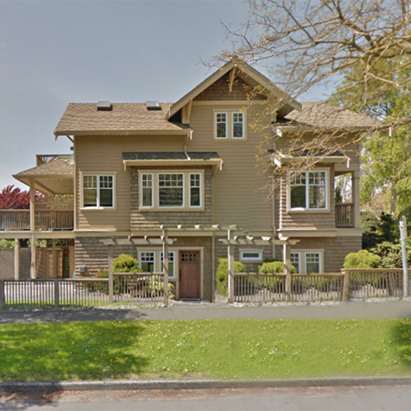 1145 Oscar St, Victoria, BC!
