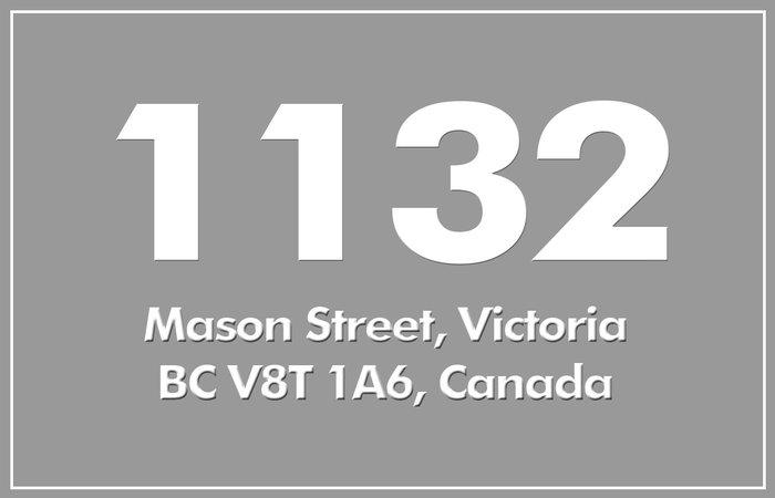 1132 Mason 1132 Mason V8T 1A6