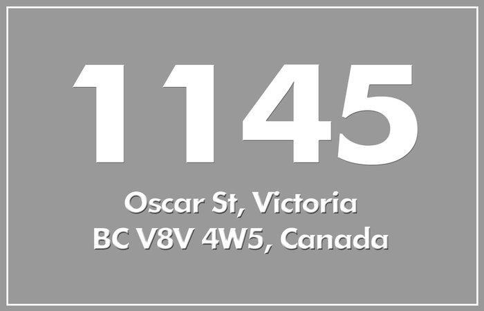 1145 Oscar 1145 Oscar V8V 2X3