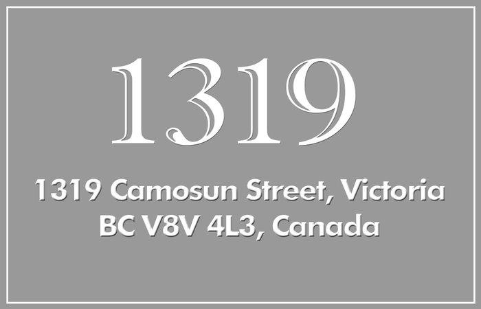 1319 Camosun 1319 Camosun V8V 4L3