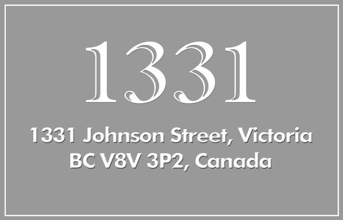 1331 Johnson 1331 Johnson V8V 3P2