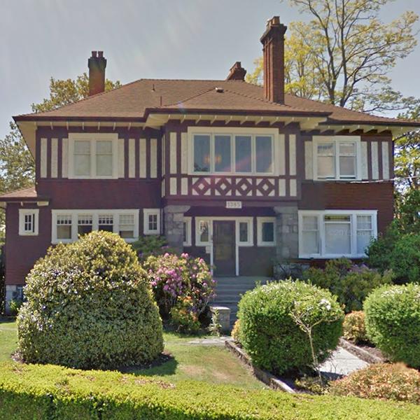 1365 Rockland Avenue, Victoria, BC!