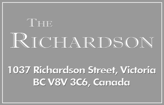 The Richardson 1037 Richardson V8V 3C6