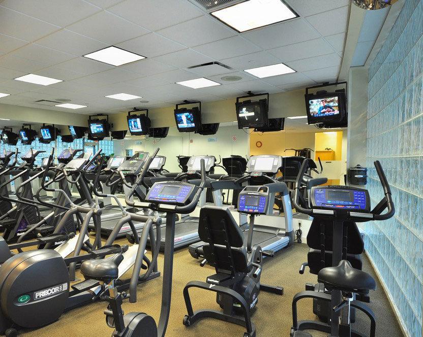 Exercie Room!