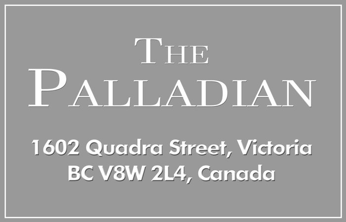 The Palladian 1602 Quadra V8W 2L4