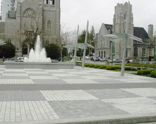 Plaza Fountain!
