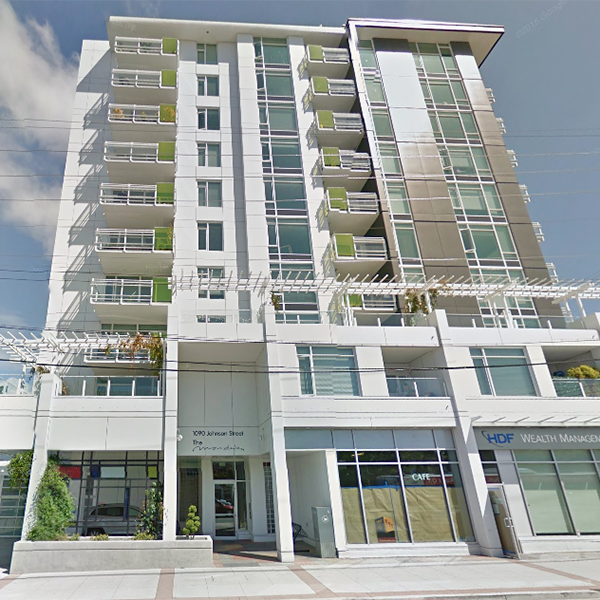 1090 Johnson St, Victoria, BC!