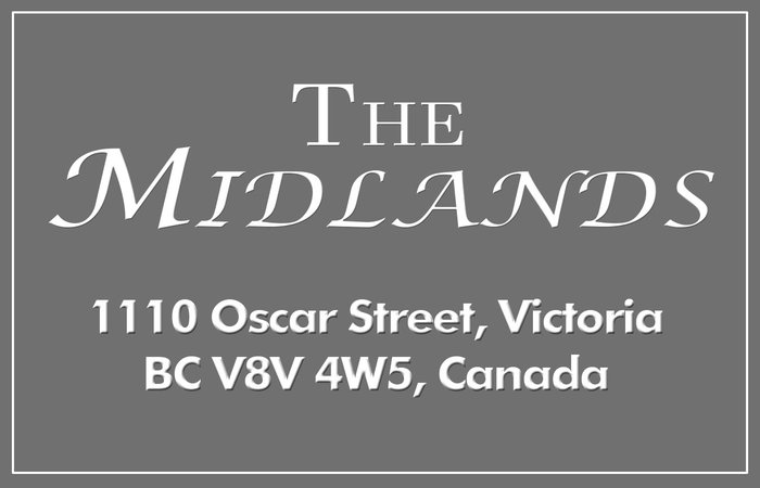 The Midlands 1110 Oscar V8V 4W5