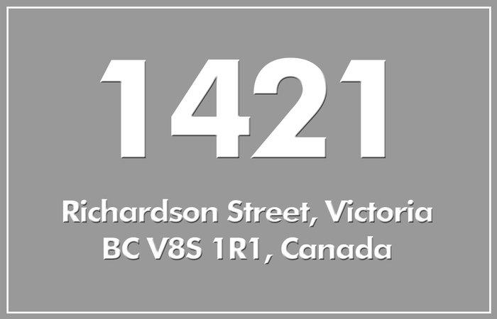 1421 Richardson 1421 Richardson V8S 1R1