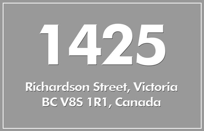 1425 Richardson 1425 Richardson V8S 1R1
