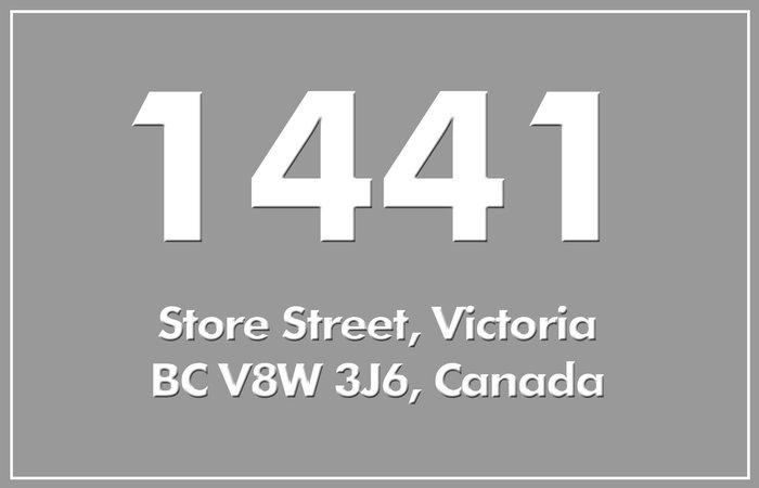 1441 Store 1441 Store V8W 3J6