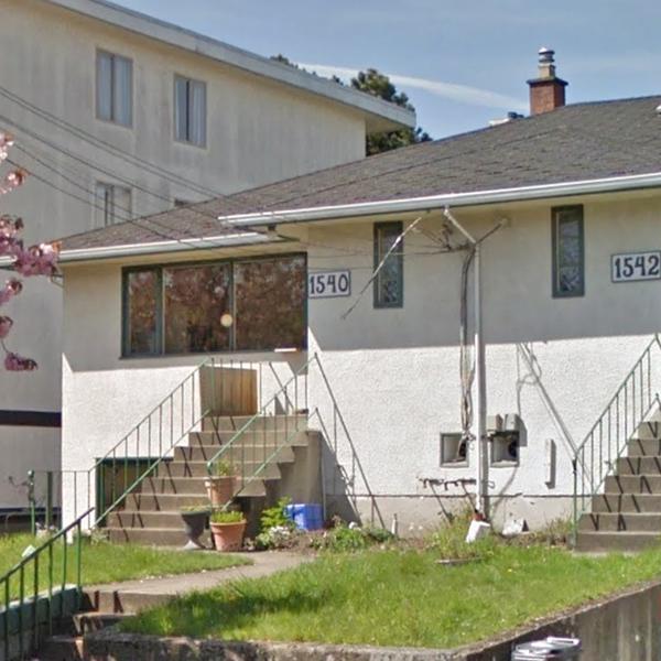 1540 Belcher Avenue, Victoria, BC!
