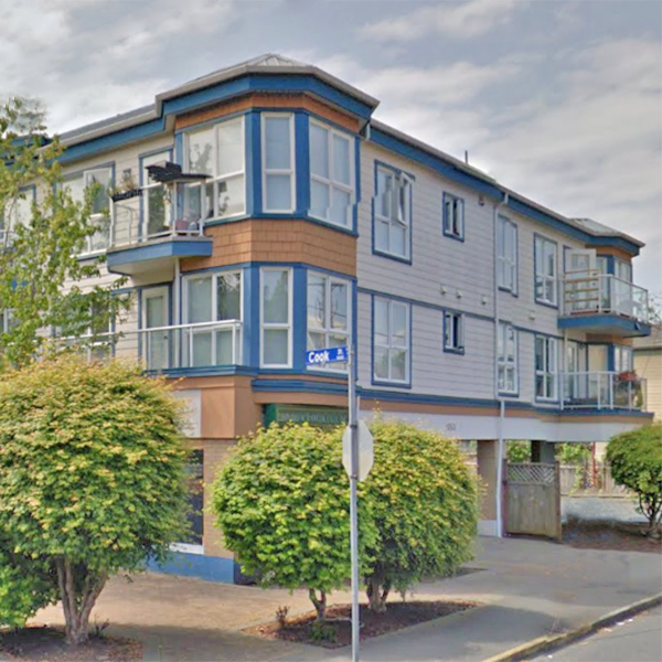 1620 Cook Street, Victoria, BC!