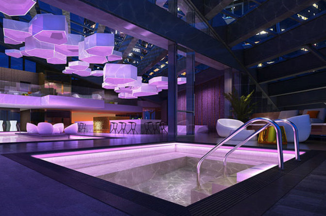 Pool Bar Night Club!