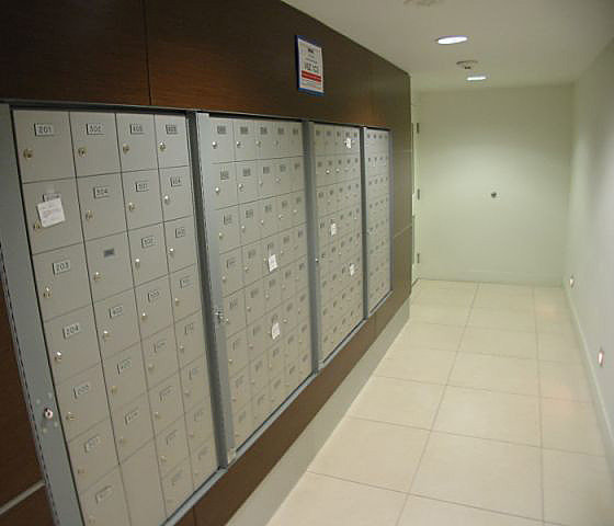 Mail Room!
