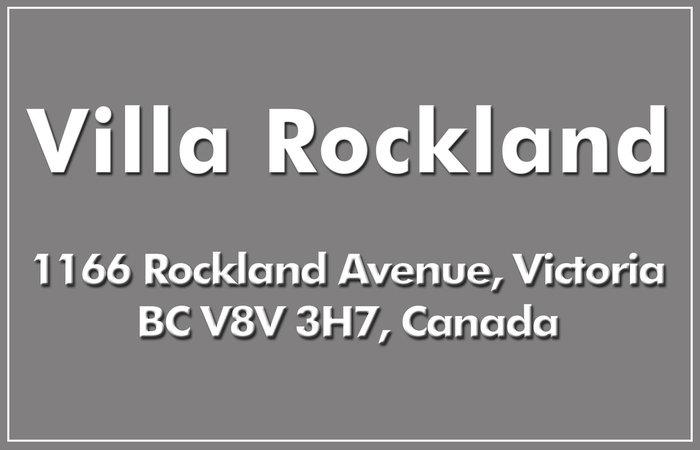 Villa Rockland 1166 Rockland V8V 3H7