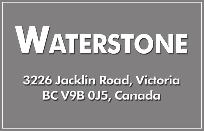 Waterstone 3226 Jacklin V9B 0J5