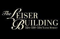 The Leiser Building 534 Yates V8W 1K8