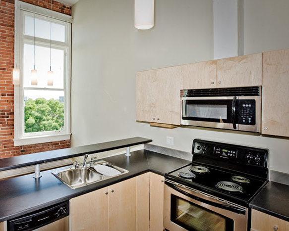 524 Yates Street, Victoria, BC V8W 1K8, Canada Kitchen!