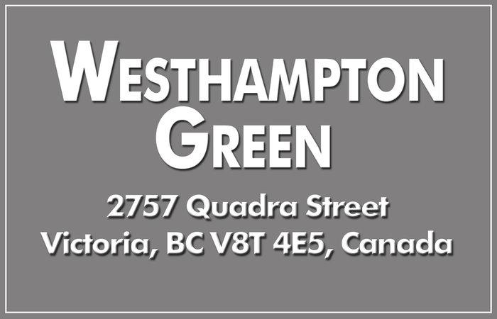 Westhampton Green 2757 Quadra V8T 4E5