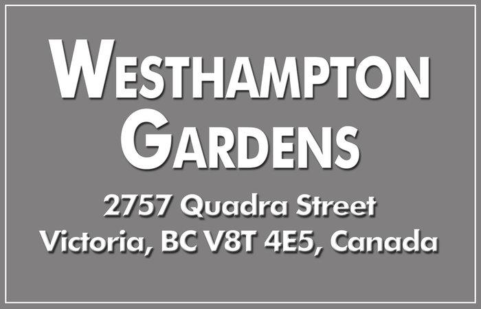Westhampton Gardens 2747 Quadra V8T 4E5